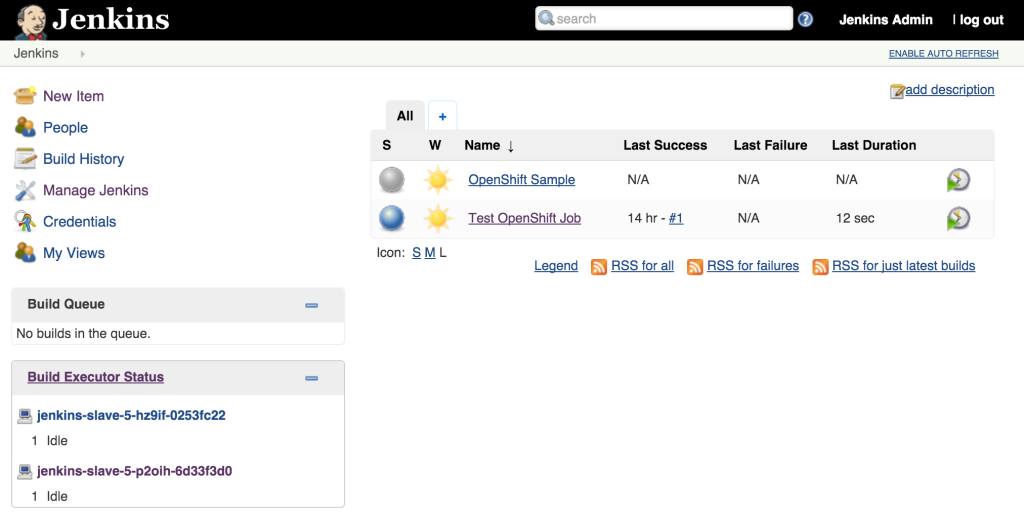 Jenkins User Interface-2